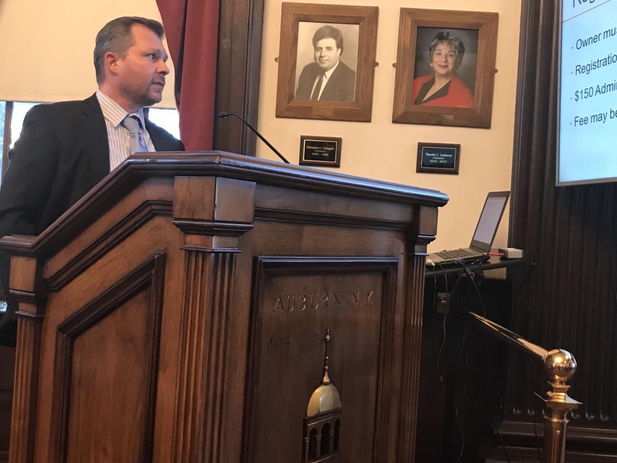 Auburn rental registry proposal presented at public meeting