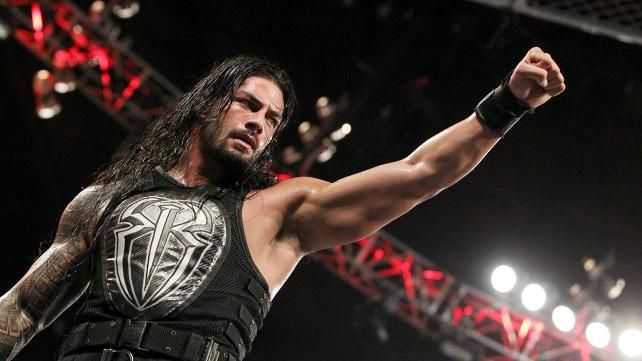 wwe with two spears roman reigns shows at extreme rules why he