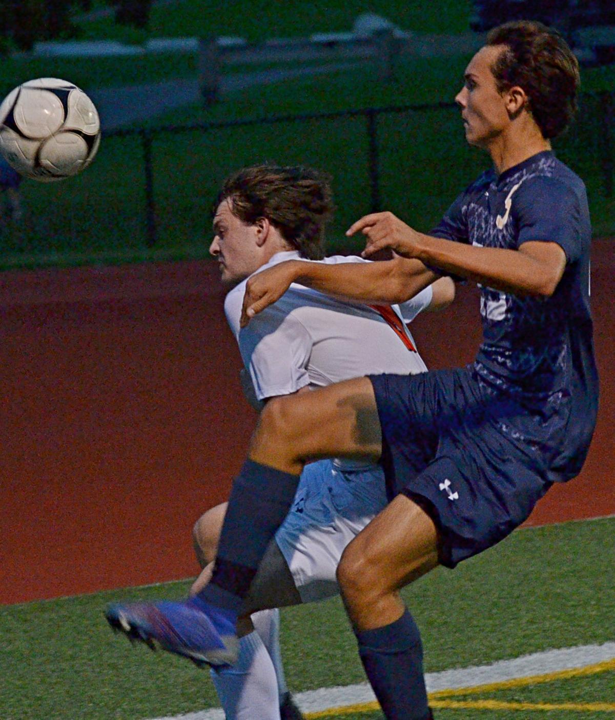 Boys soccer - Skaneateles vs. Solvay - 3