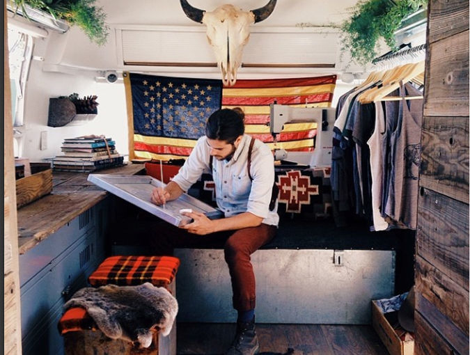 After traveling country in an Airstream, artisans to open