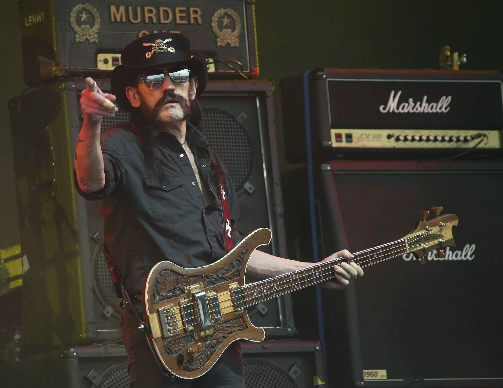 Crocodile Fossil Named After Motörhead's Lemmy Kilmister