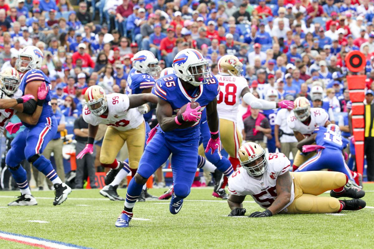 Buffalo Bills Monday LeSean McCoy is the Bills MVP — and it s