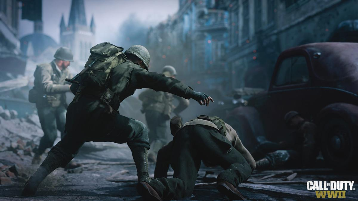 'COD:WWII'