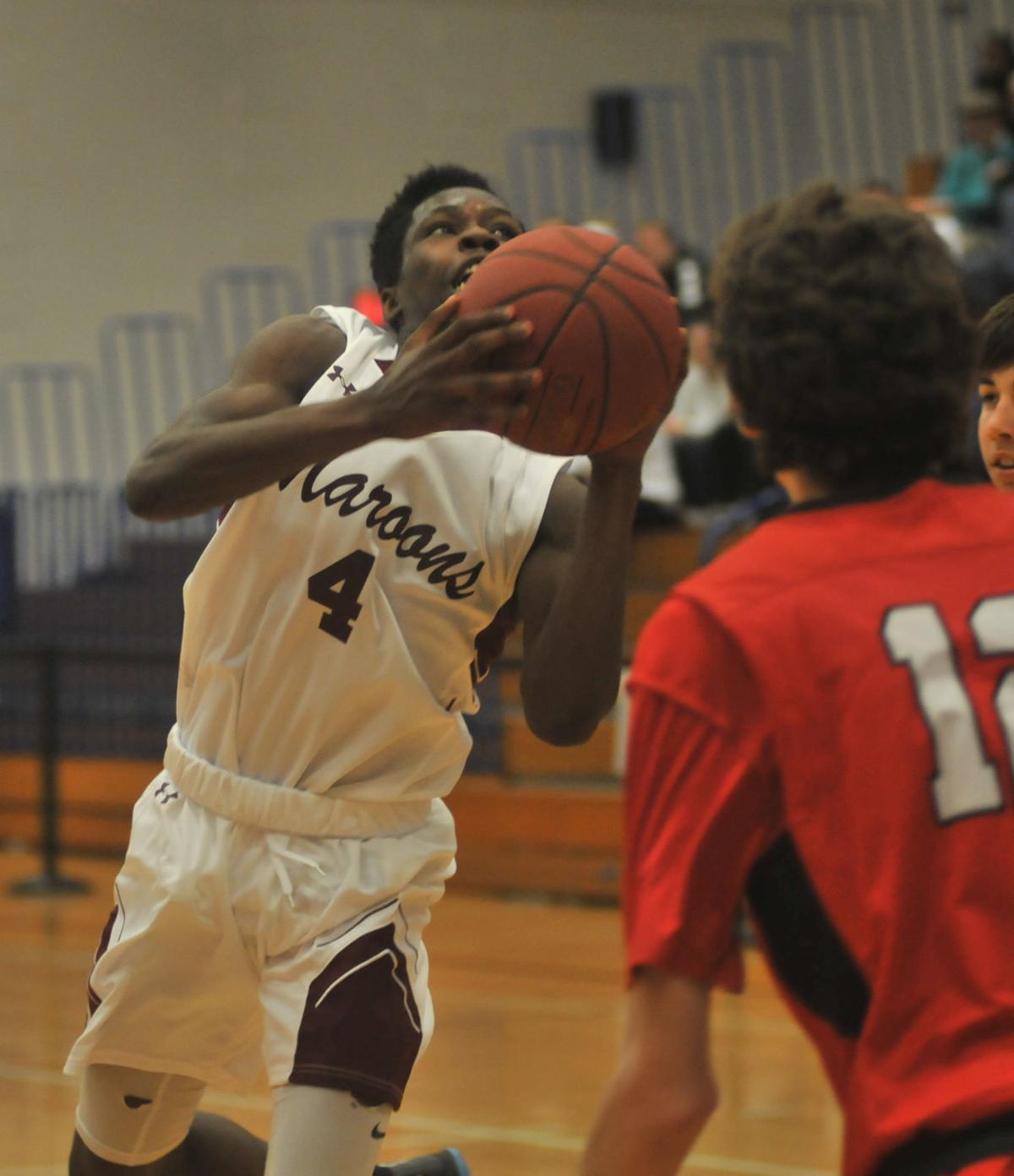 Auburn boys basketball - Beal