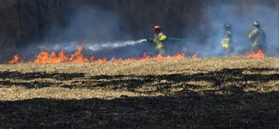 Grass Fire 1