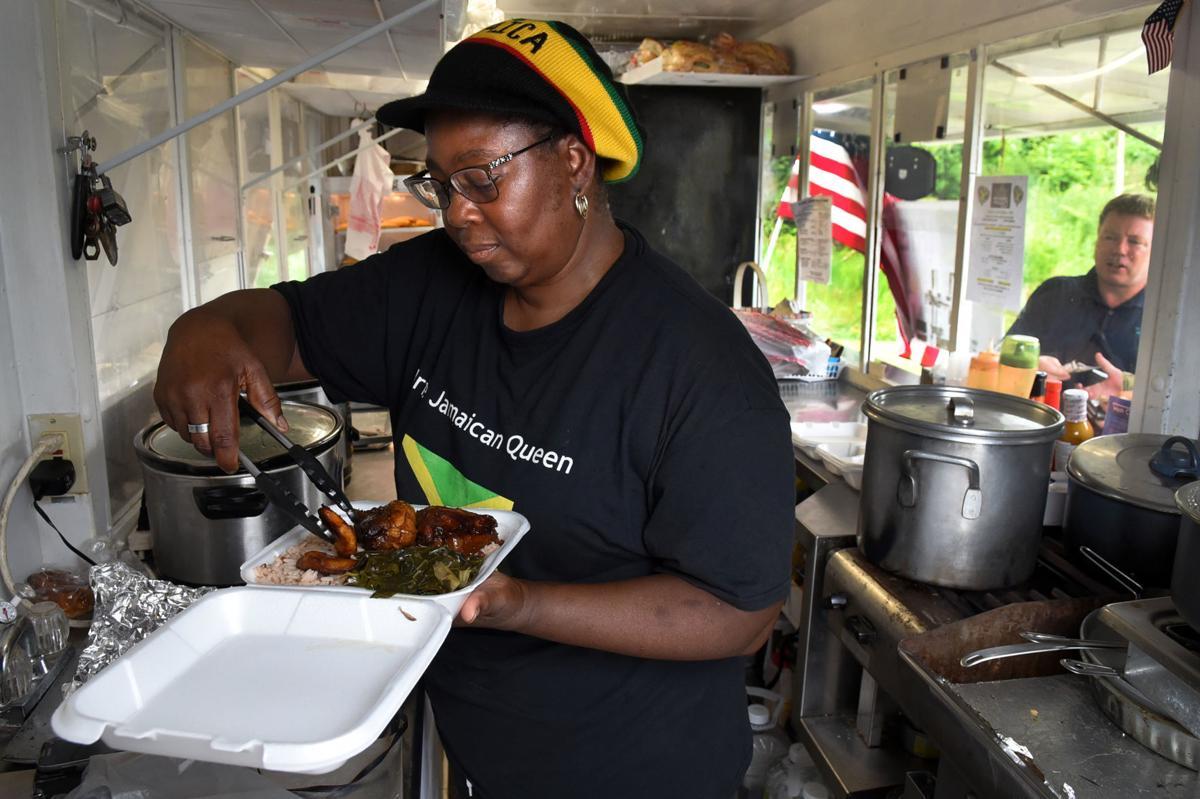 Irie Jamaican Queen 2
