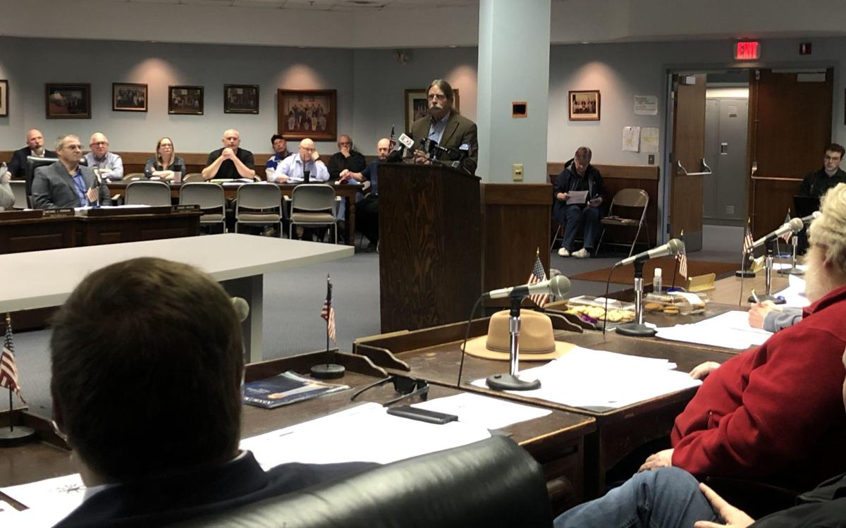 Seneca County Board of Supervisors 2