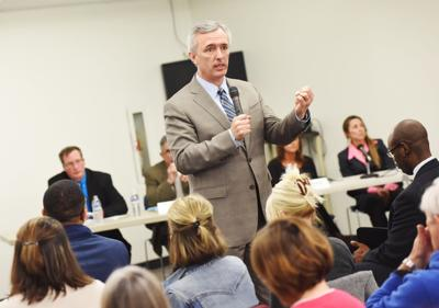 Rep. John Katko heroin town hall meeting 1