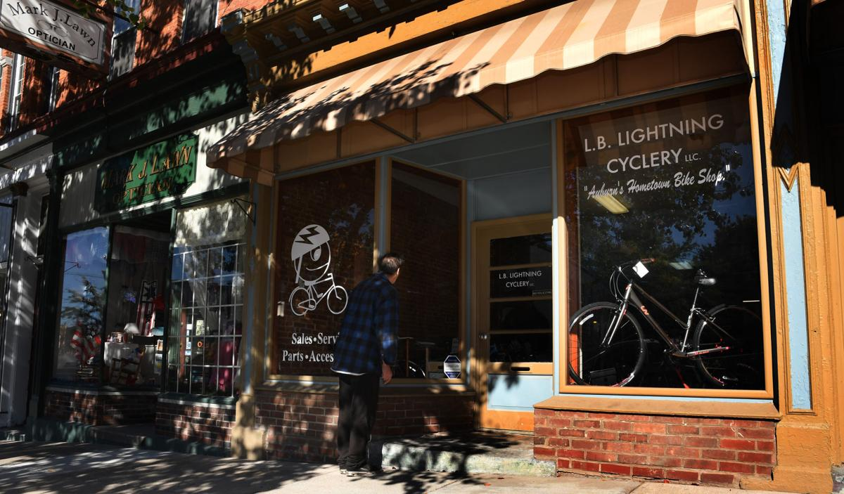Ride The Lightning Bicycle Retail Repair Opening In