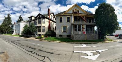 John Street houses