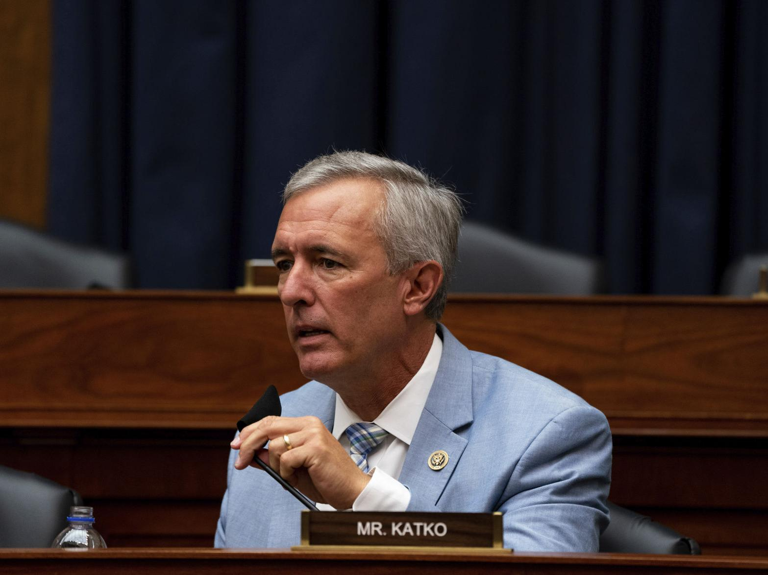 GOP Rep. John Katko will vote to ...