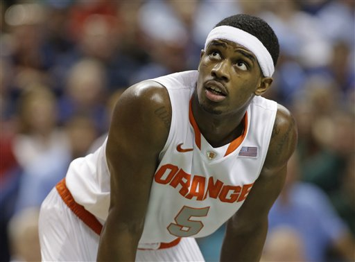 C J  Fair struggles in No  11 Syracuse's loss to N C  State