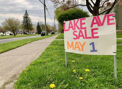 Lake Avenue sale