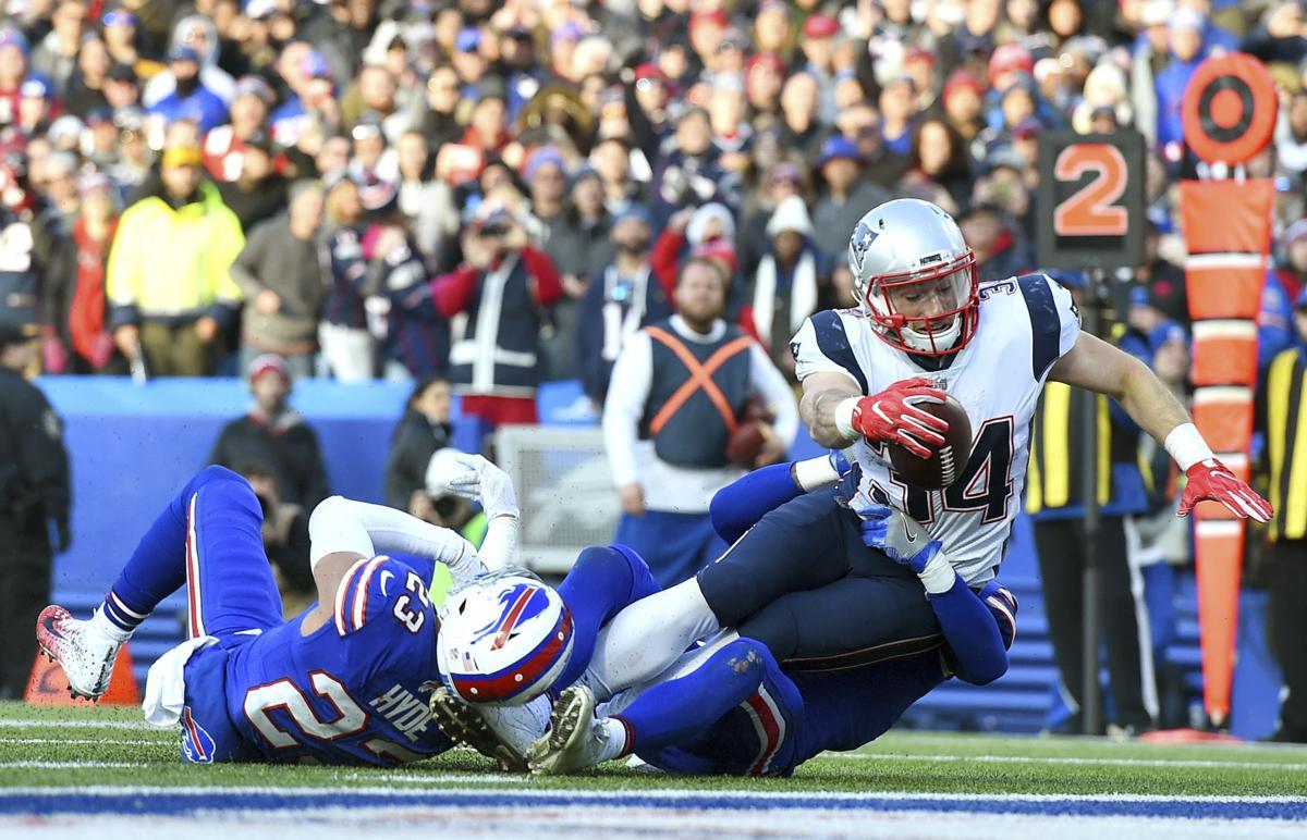 Patriots Bills Football