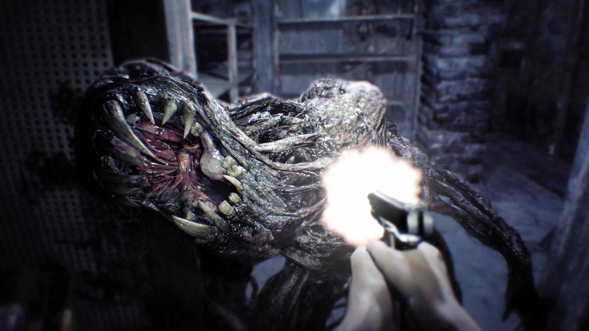 'Resident Evil 7: Biohazard'
