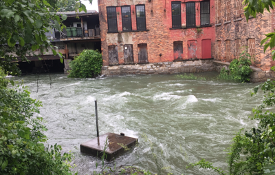 Auburn officials: Avoid contact with Owasco River due to high flow rates