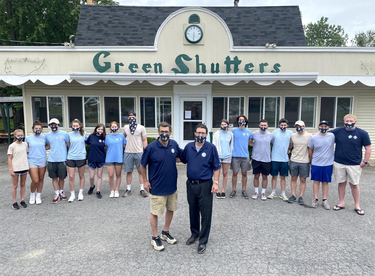 Seb's Green Shutters 1