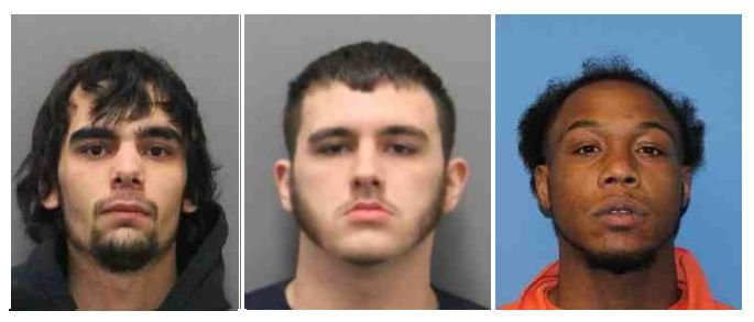 Trio accused of murder in Auburn appear in court, enter not guilty plea
