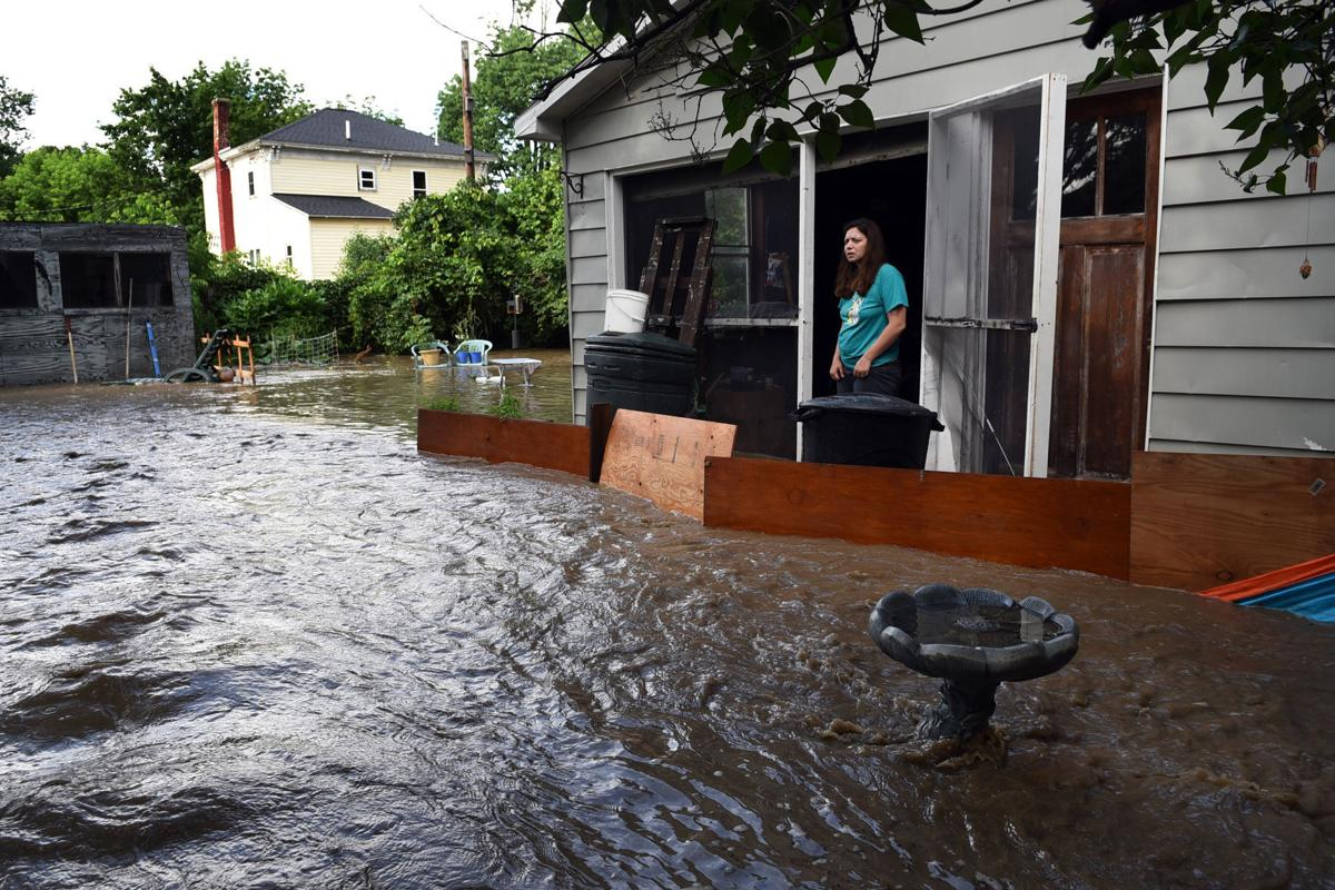 Moravia Flooding