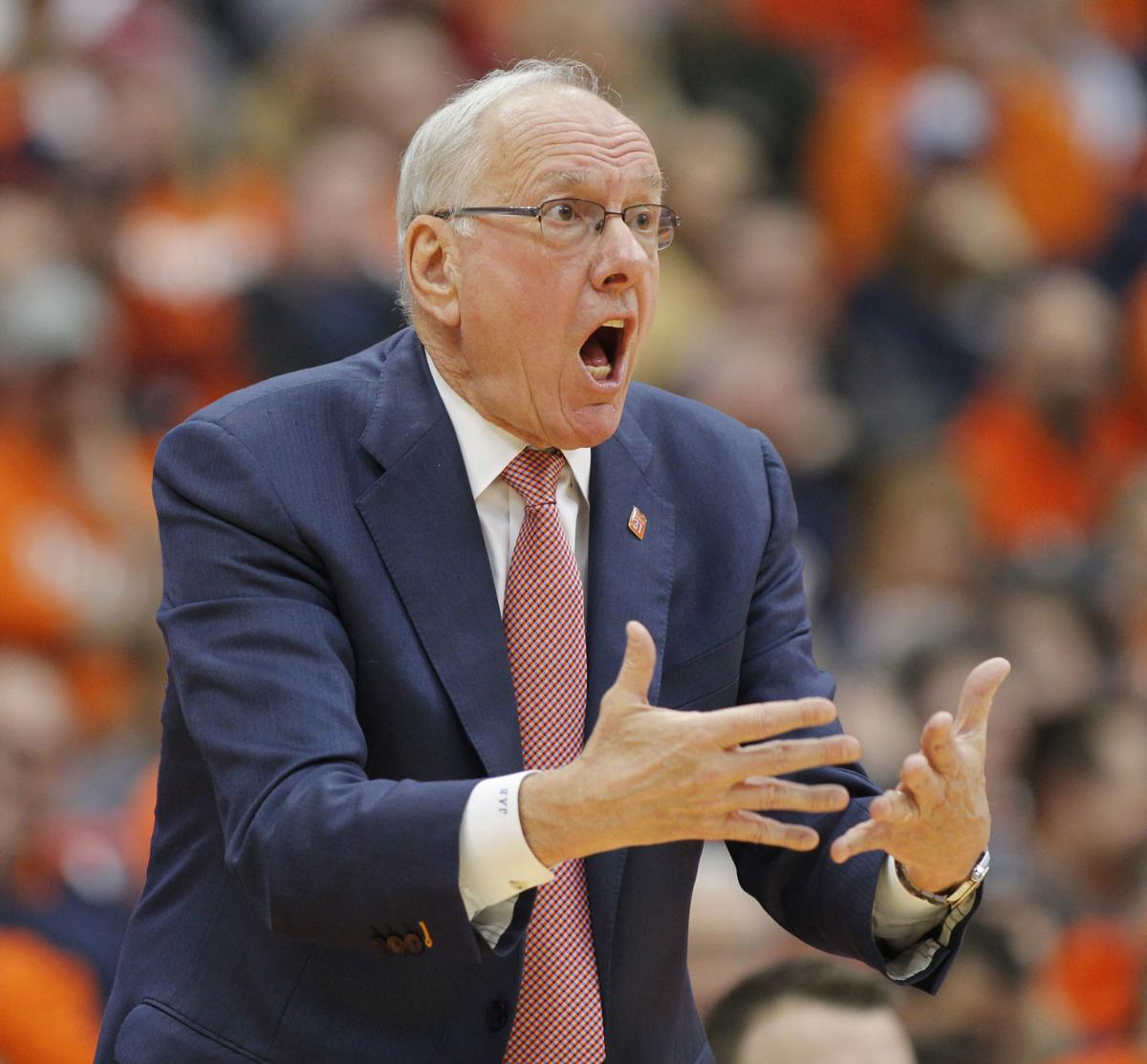 Georgetown Syracuse Basketball