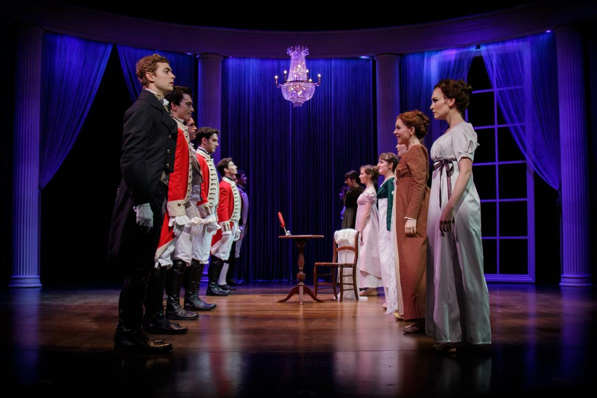 2016: 'Austen's Pride: A New Musical of 'Pride and Prejudice''