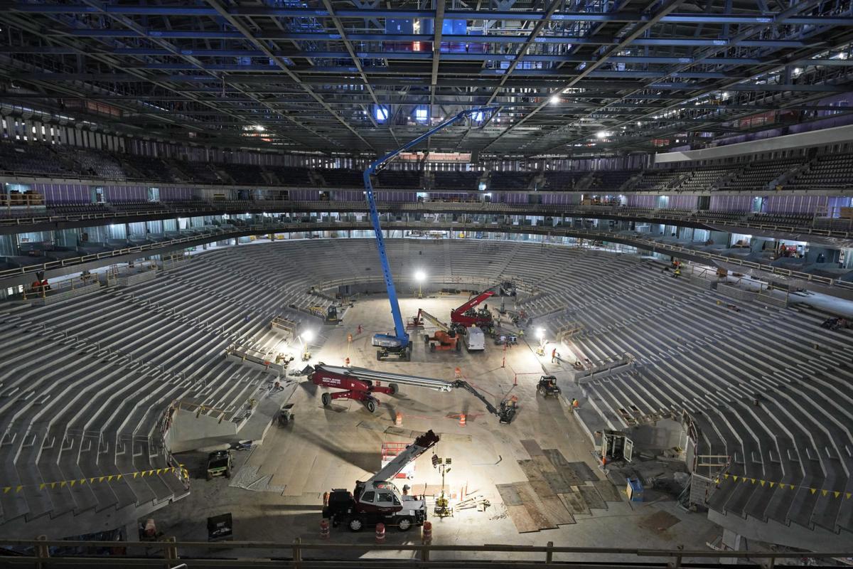 Islanders New Arena Hockey