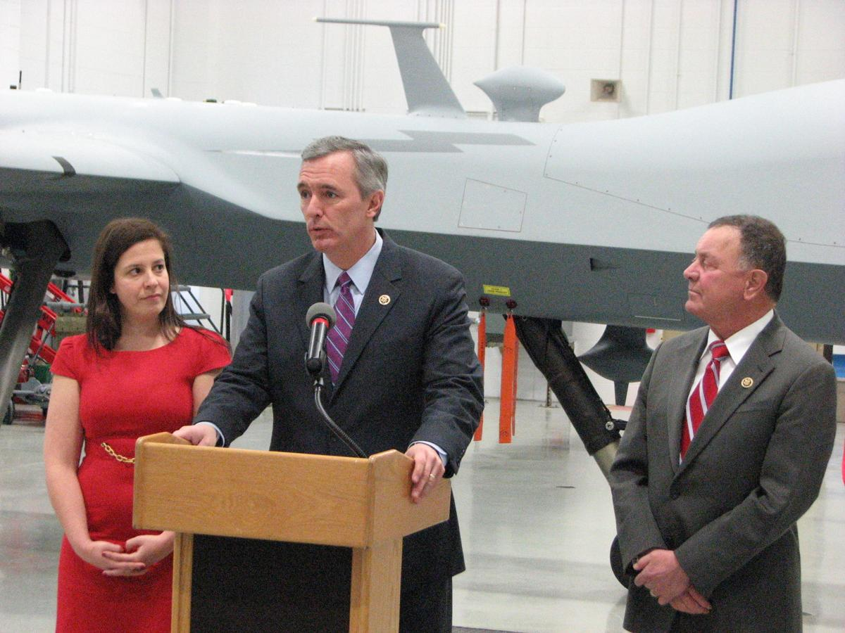 richard hanna john katko elise stefanik pledge to protect fort drum 174th attack wing from defense cuts - Wegmans Asset Protection