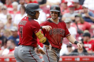 Diamondbacks Reds Baseball