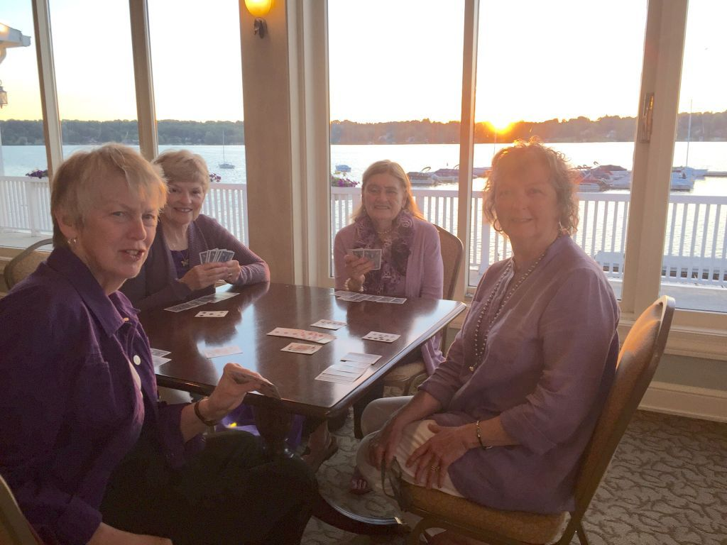 'The longest day': Skaneateles bridge group hosts marathon to support Alzheimer's Association