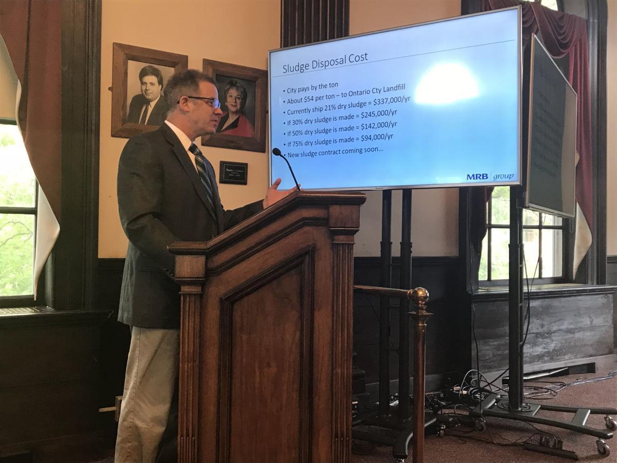 Auburn looking at ways to decrease sewer sludge disposal costs