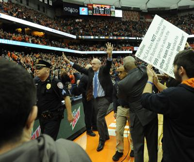 Syracuse Men S Basketball Ups Streak To Four With Win Over Virginia