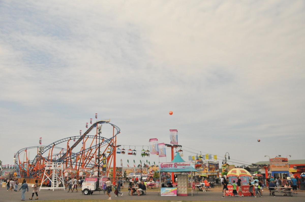 Nys fair 2017 by the numbers attendance records 25 cent for Auburnpub