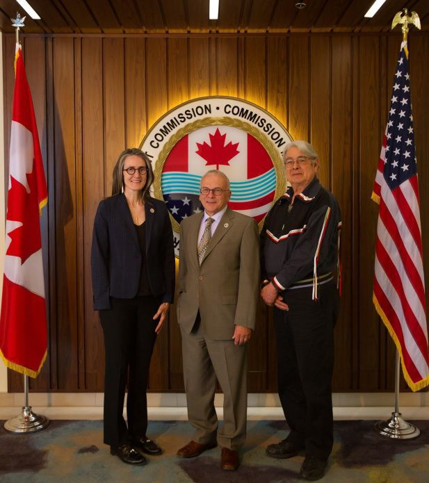 Canadian commissioners