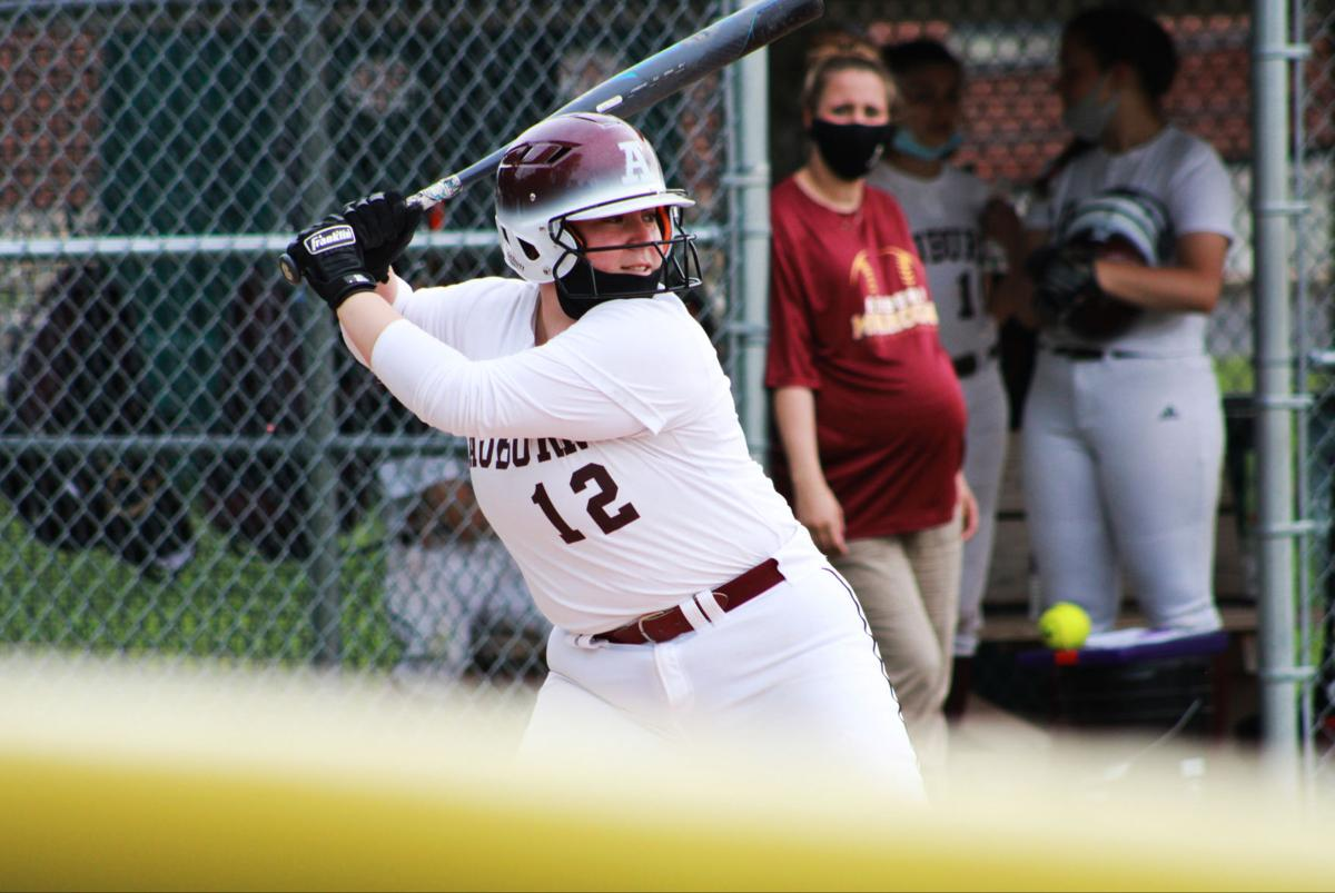 Softball: Auburn vs Cortland - 3