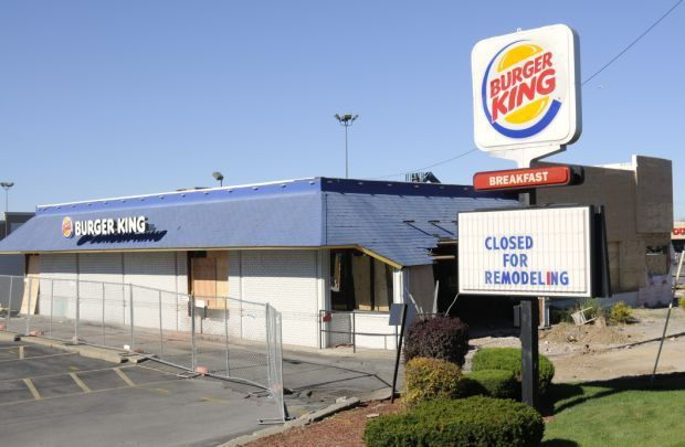 Auburn Burger King Shuts Down Temporarily For Renovations