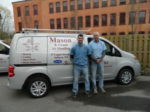 Mason and Grant