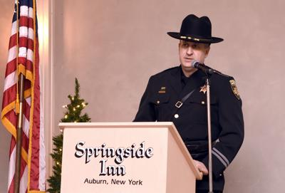 Cayuga County Sheriff Brian Schenck