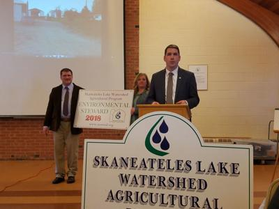 Annual meeting highlights farmers' work to protect Skaneateles watershed