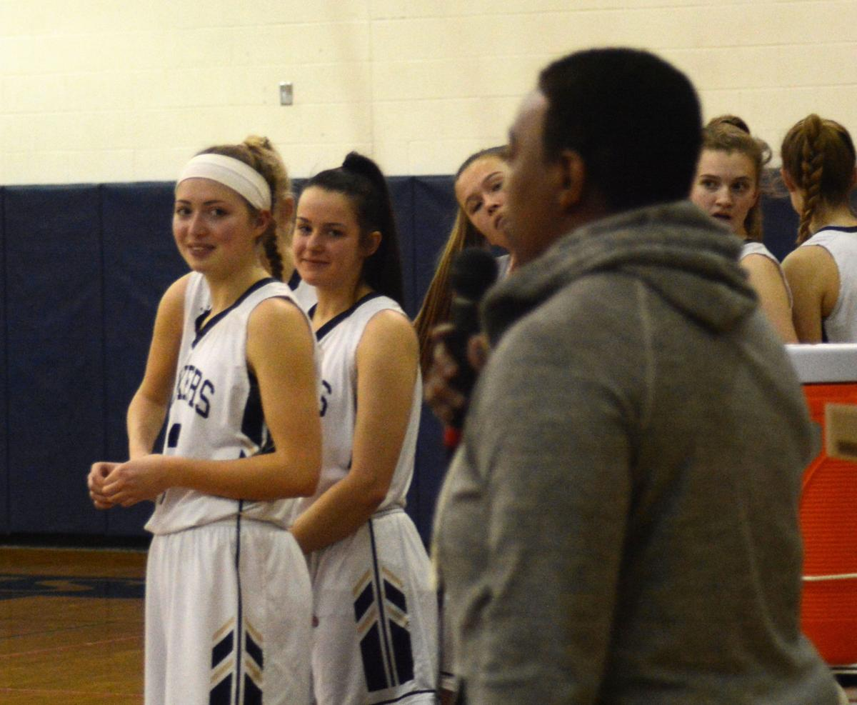 Honored Before The Game Dobrovosky Leads Skaneateles Girls