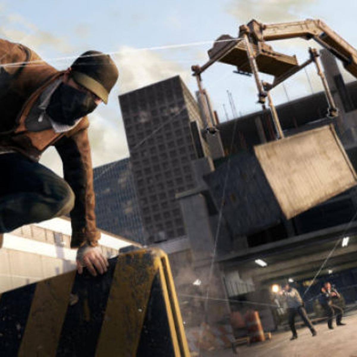Can You Watch Porn On Ps4 watch dogs' (ps4) review: the strange humanity of hacking