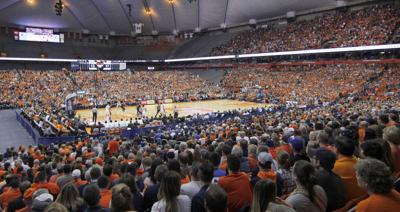 Duke Syracuse Hoops Game Expected To Set Attendance Record