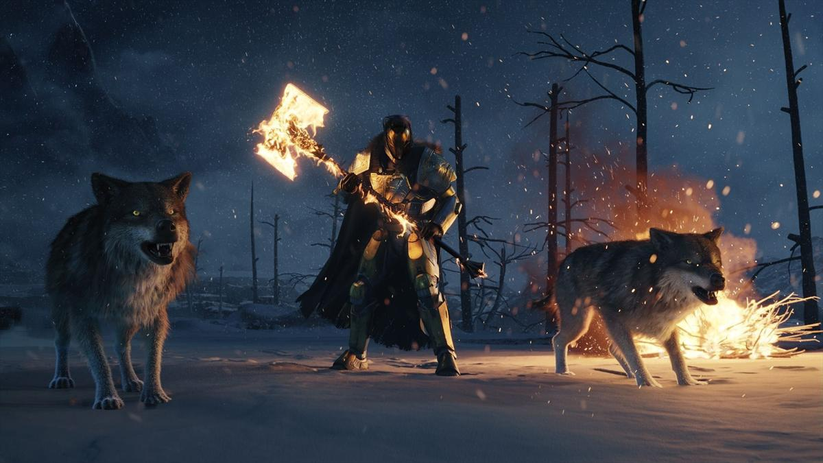 'Rise of Iron'
