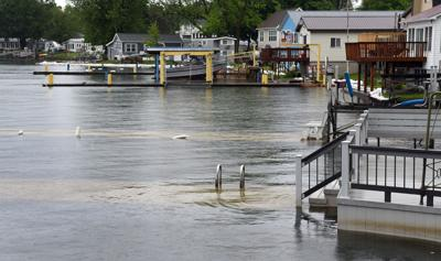Fair Haven flooding