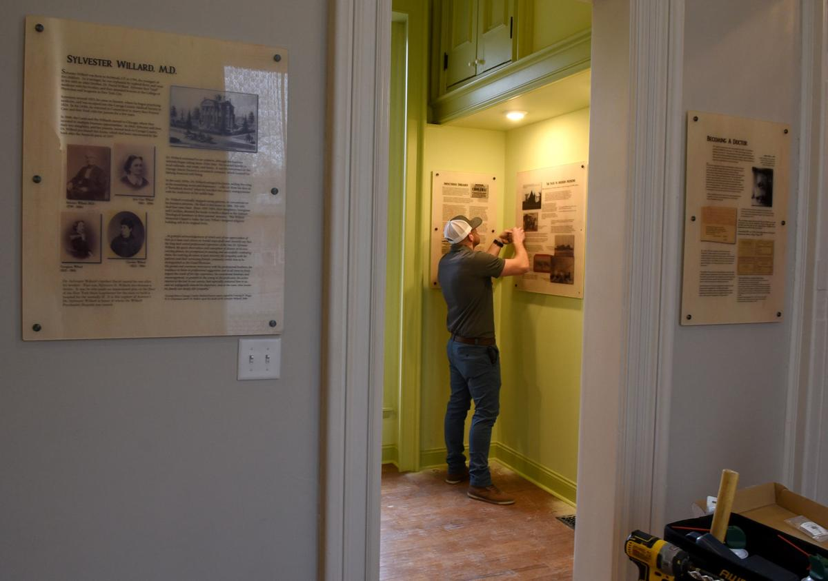 New Auburn museum exhibit highlights local medical history
