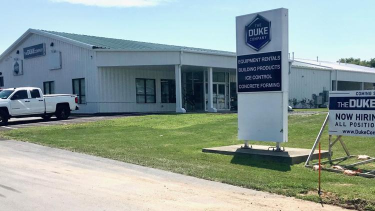 Regional construction supplier opening shop in Cayuga County