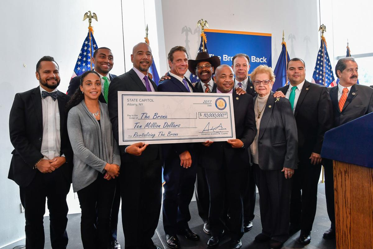 Cuomo announces more $10M downtown grant winners; will Auburn be next?