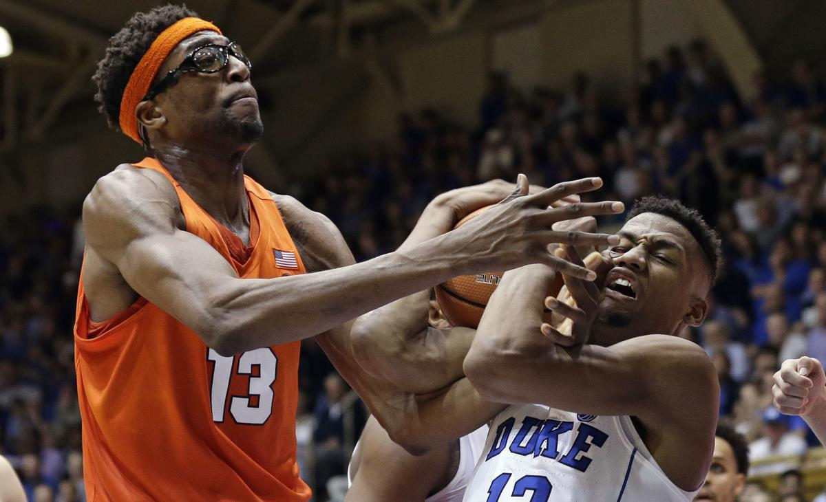 Syracuse Duke Basketball
