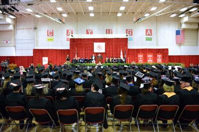 2016 Cayuga Community College commencement 3