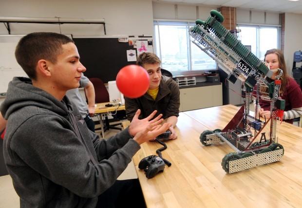 Auburn High School Club Members Prove To Be Masters Of Machinery