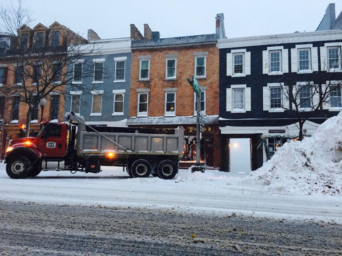 N y state dec considers new snow disposal regulations for Auburnpub
